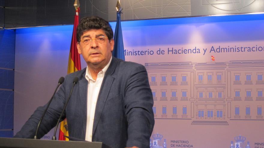 """Diego Valderas espera que antes de que termine octubre los andaluces conozcan el """"alcance"""" de la comisión sobre los ERE"""