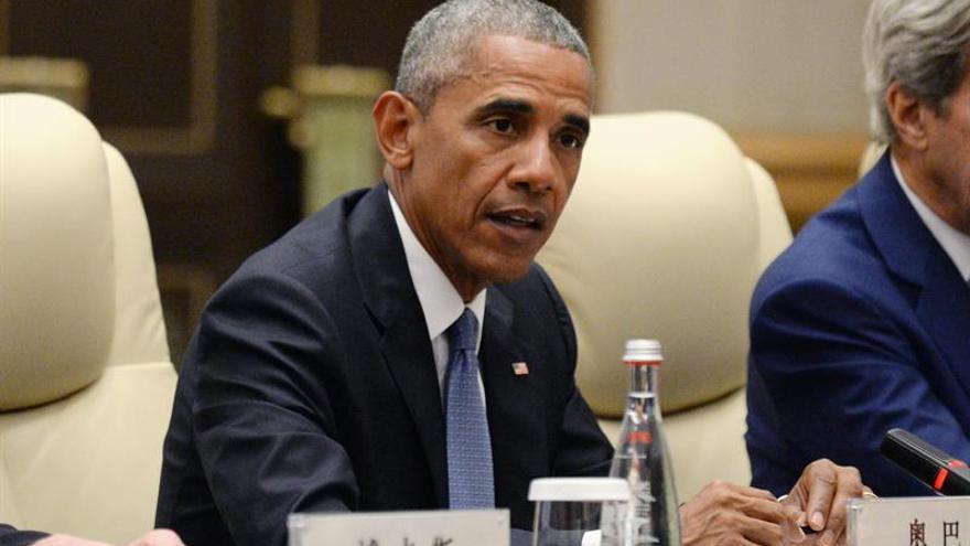 """Obama dice a Erdogan: """"hay que terminar el trabajo"""" contra el Estado Islámico"""