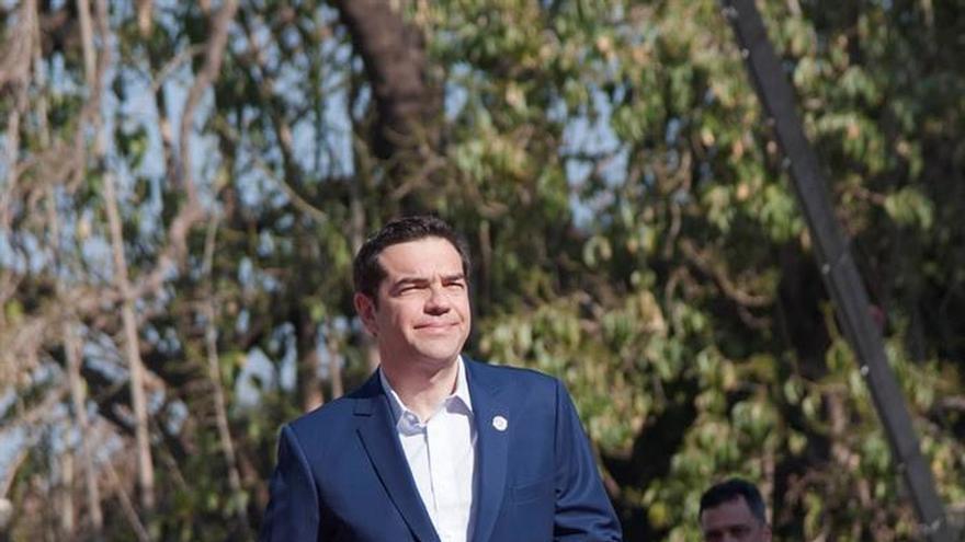 Tsipras condiciona la legislación de medidas adicionales al alivio de deuda