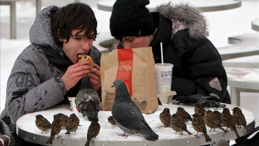 Rusia cierra otro restaurante de McDonald's en Volgogrado