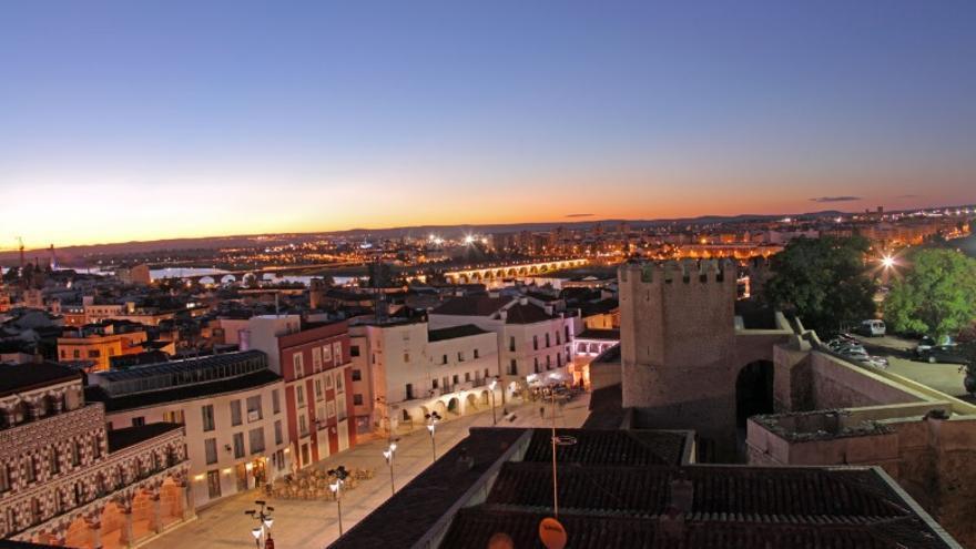 Badajoz, ciudad transfronteriza