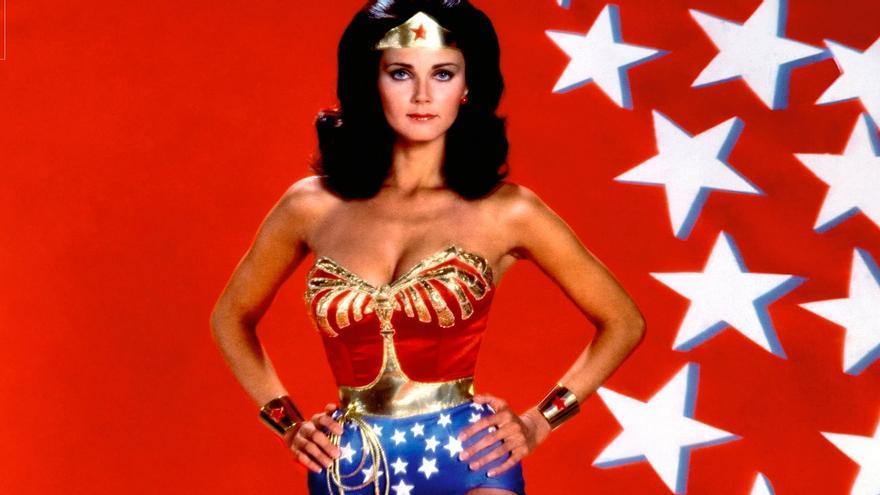 Imagen de archivo de Wonder Woman.