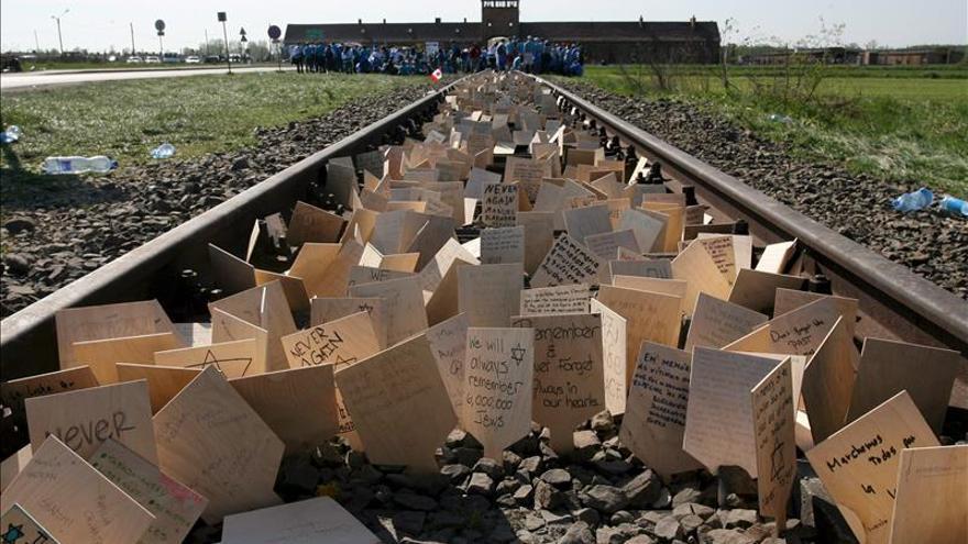 Polonia publicará una nueva y exhaustiva lista con los trabajadores de Auschwitz