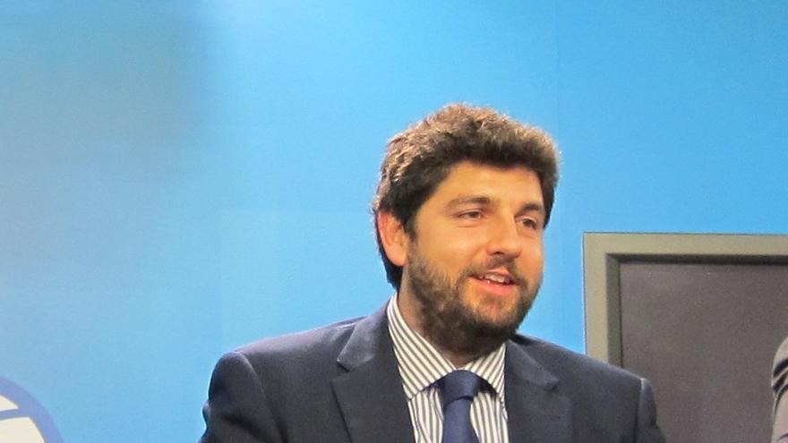 Pedro Antonio Sánchez propone a López Miras, coordinador general del PP, como candidato a la Presidencia de Murcia
