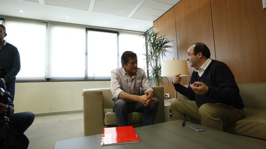 Iceta defiende el protocolo actual con el PSOE y no ve voluntad de romper en la Gestora