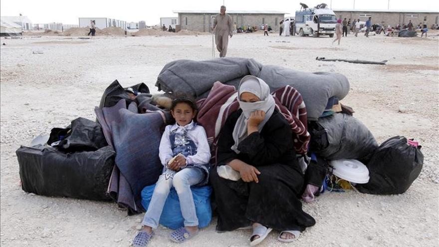 El número de refugiados sirios en el exterior supera el millón y medio