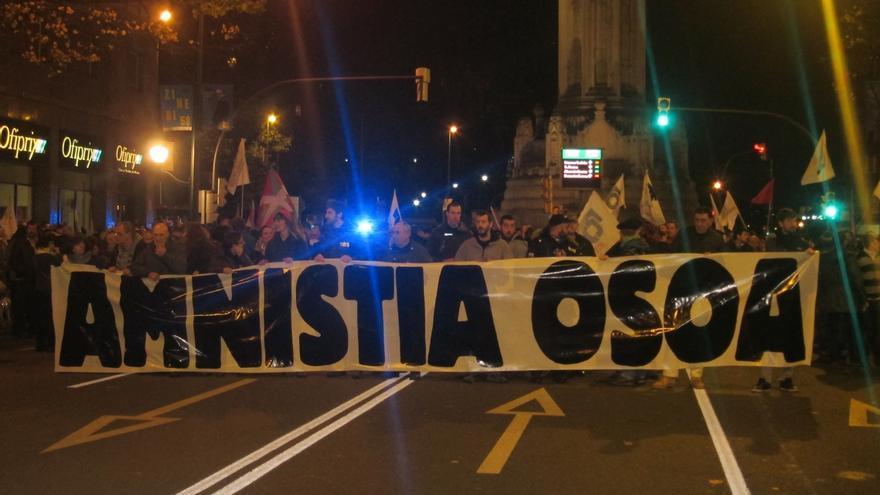 """ATA afirma que son """"miles las personas"""" que apuestan por la amnistía para """"todos los represaliados políticos"""" vascos"""