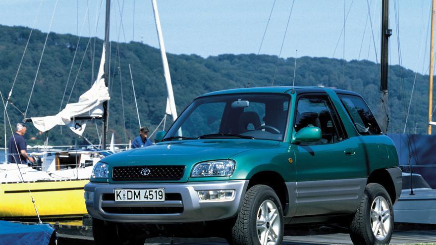 Toyota RAV4 de primera generación.