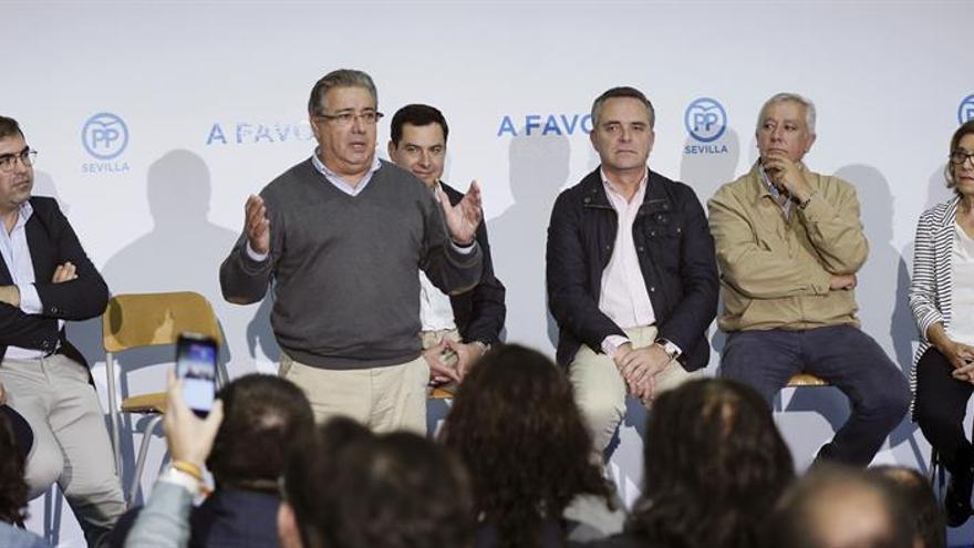 Zoido destaca que la detención es la respuesta de la Guardia Civil a los cambios de ETA