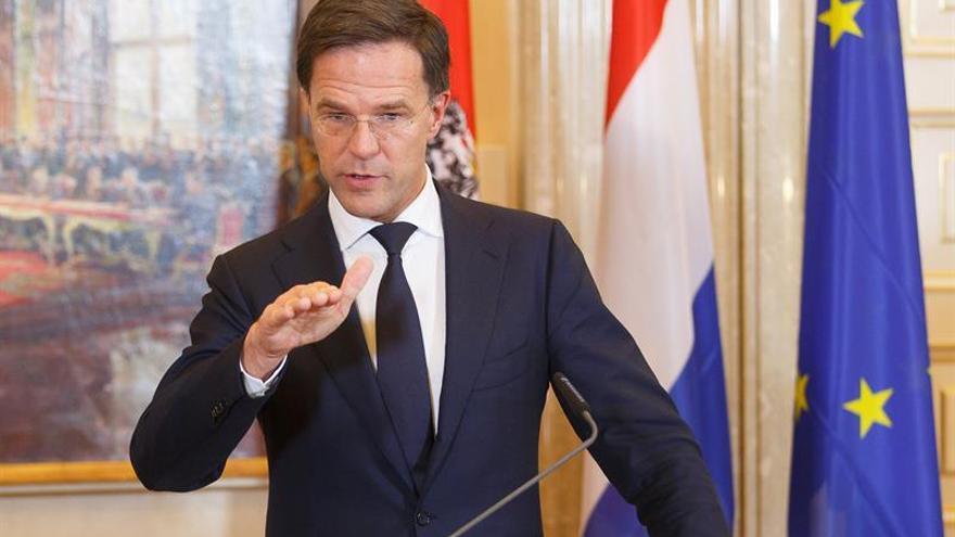 """Holanda pide reducir el presupuesto de la UE por el """"brexit"""""""
