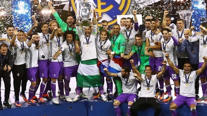Sabor andaluz en la conquista de la duodécima Copa de Europa del Real Madrid