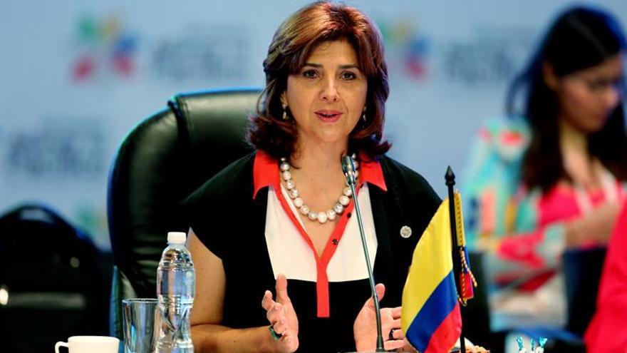 """Colombia expresa ante la ONU su """"compromiso inquebrantable"""" con la paz"""
