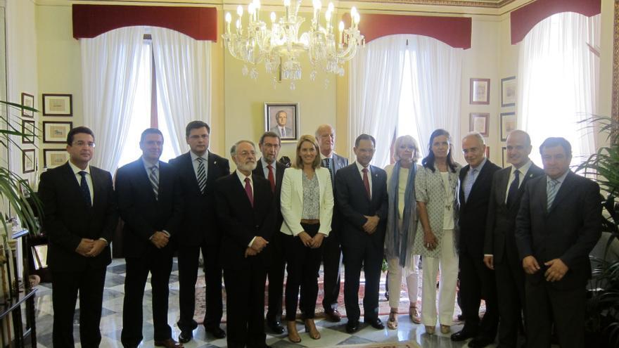 "Presidentes de Parlamentos Autonómicos llaman a eliminar ""enfrentamientos estériles"" buscando el consenso"