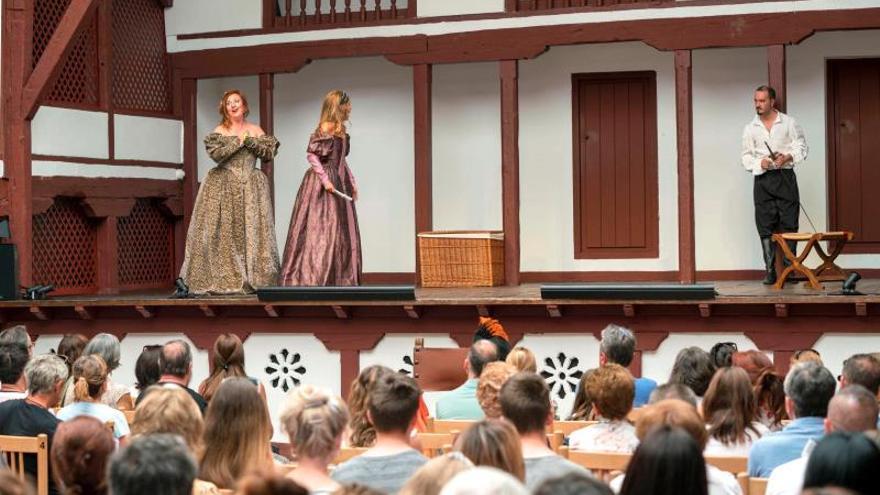 El Festival Internacional de Teatro Clásico de Almagro, galardonado con el premio Reina Letizia de cultura inclusiva