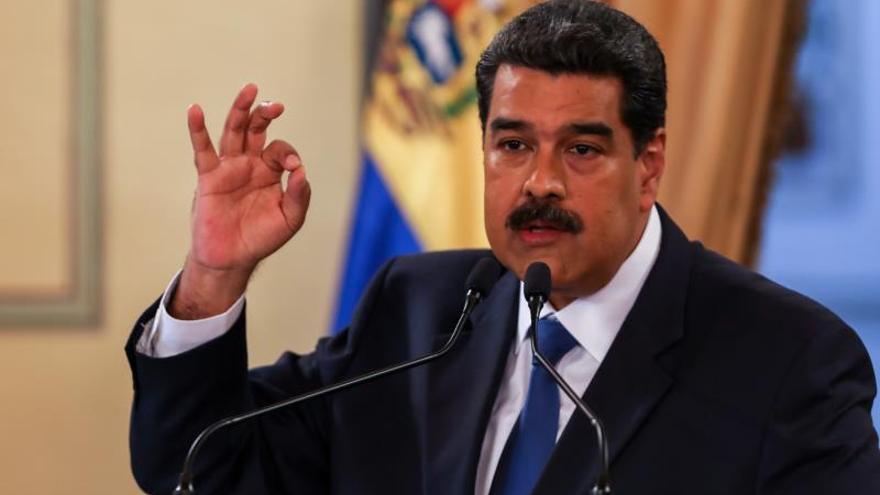 Maduro agradece a Noruega por sus esfuerzos para el diálogo con la oposición