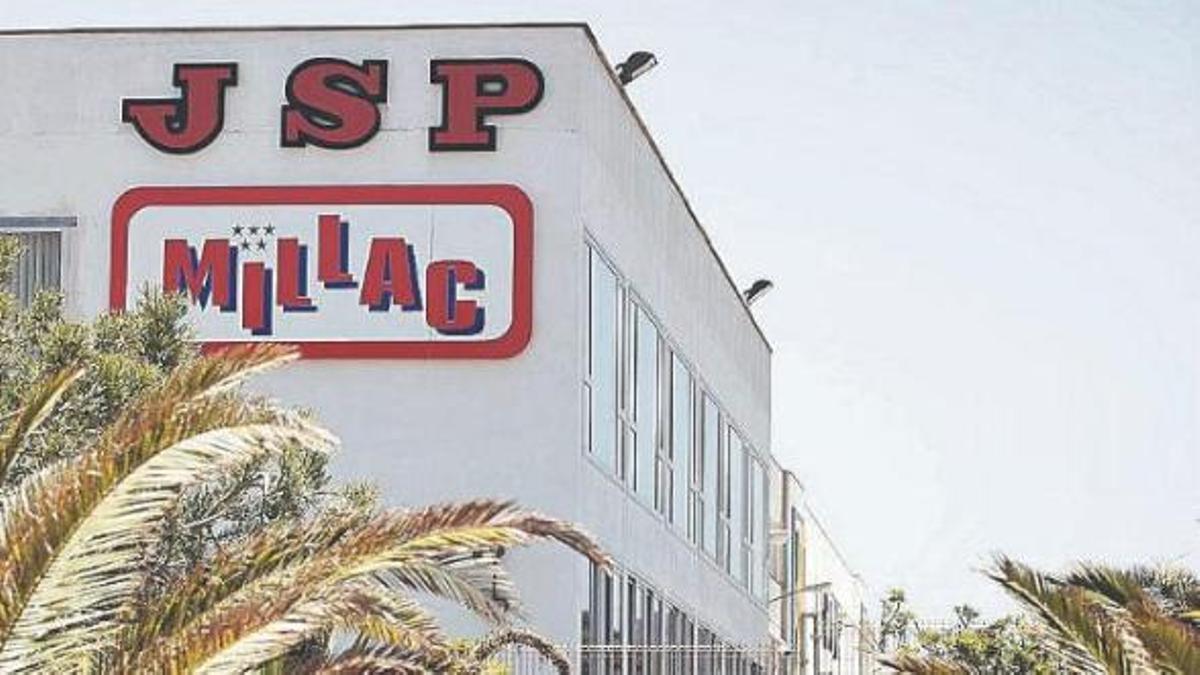 JSP se lanzó al mercado en 1964, desde entonces, sus productos tuvieron una gran acogida en Canarias