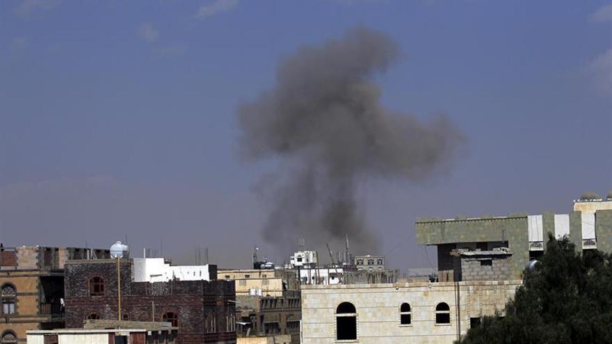 Un bombardeo contra un hospital de Médicos Sin Fronteras en el norte del Yemen