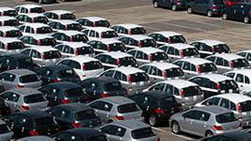 En el conjunto de España se han matriculado 41.580 vehículos.