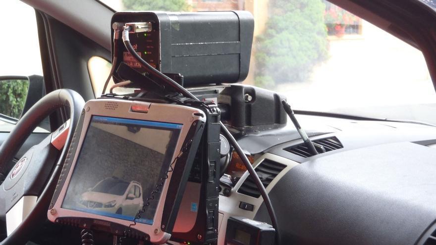 Campaña especial de vigilancia y control de la velocidad del 22 a 28 de enero