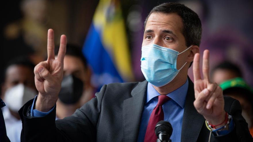 Guaidó dice que se reunirá con la misión técnica electoral de la UE