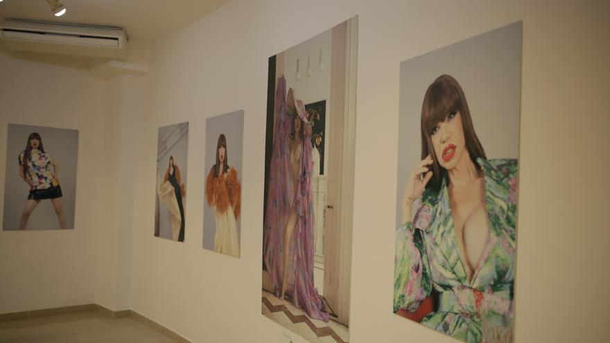 Exposición sobre 'La Veneno'.