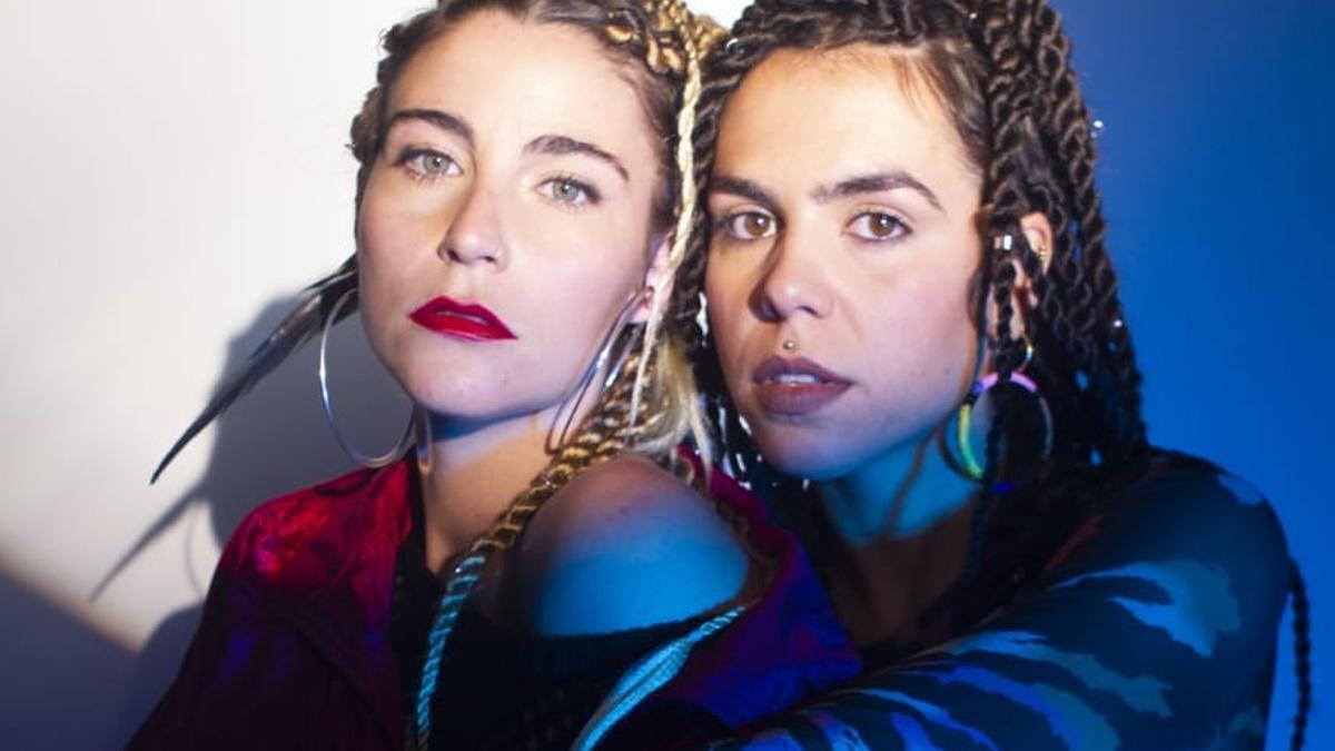 Súa y Seli Ka forman el dúo madrileño El No de las Niñas