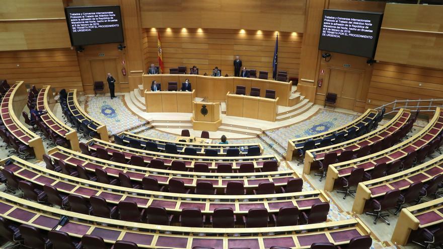 Cs expulsa a un senador al sospechar que tiene que ver con los tránsfugas de Murcia