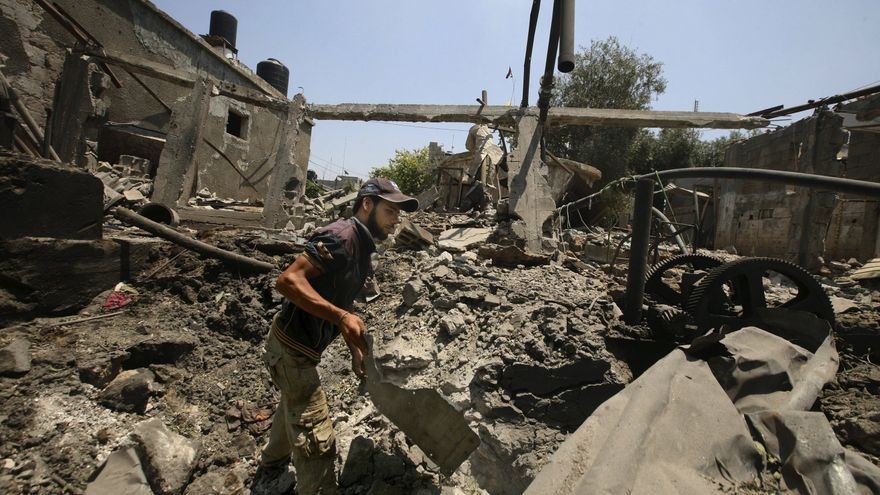 Al menos tres muertos y 15 heridos en una fuerte explosión en el este de Gaza