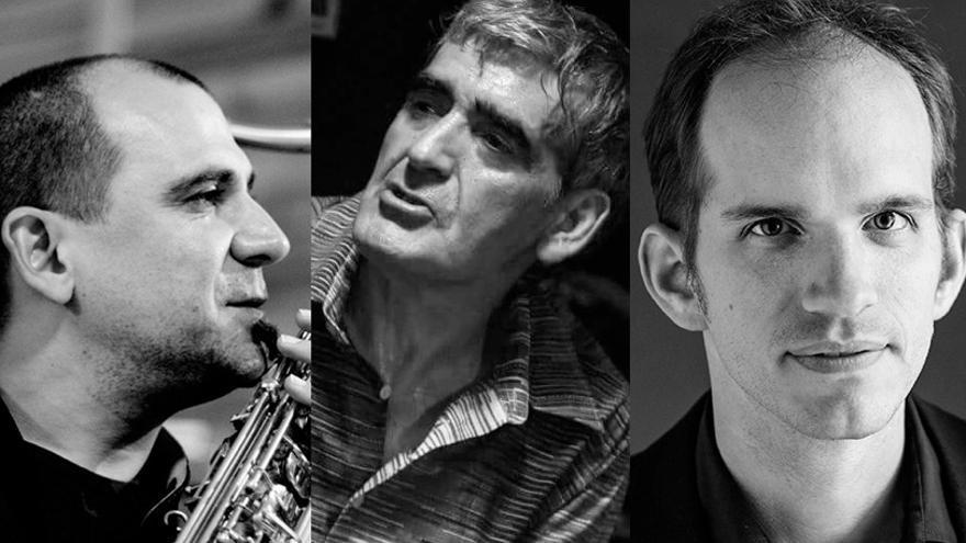 Vicente Espí Trio New Sound interpreta el jueves en la Fábrica de Hielo un repertorio de composiciones originales abierto a todas las influencias.