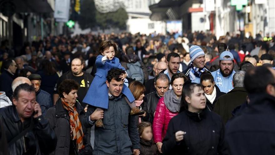 España, el octavo país europeo con más extranjeros, un 10 % de la población