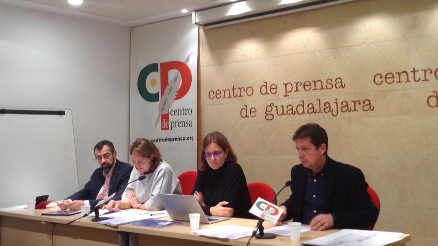 Presentación del informe FOTO: Raquel Gamo