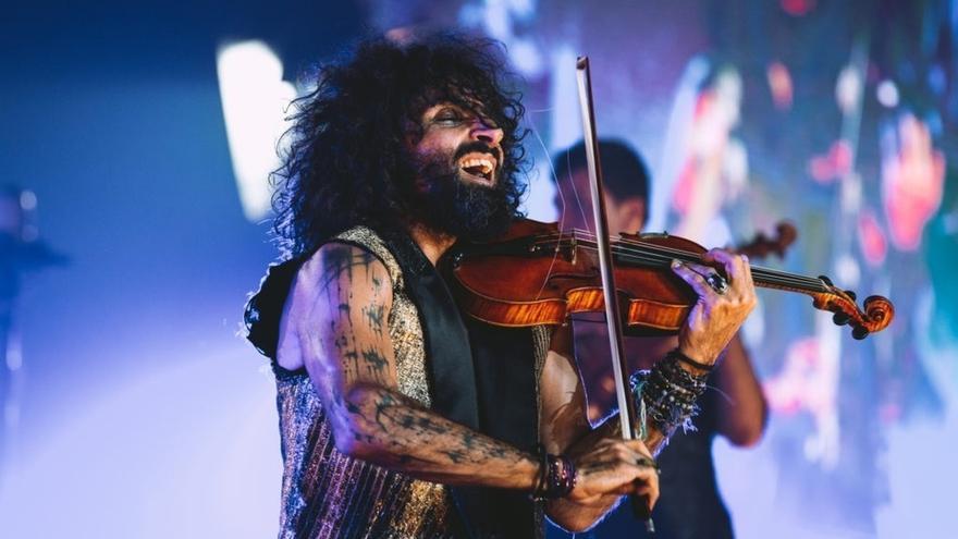 Ara Malikian ofrecerá un segundo concierto en el Palacio Euskalduna el   28 de mayo ante la gran demanda del público