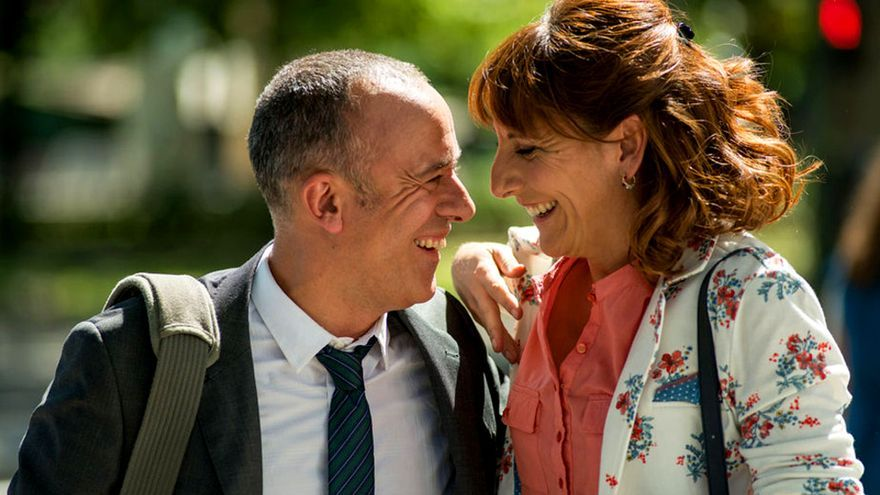 Javier Gutiérrez y Malena Alterio, protagonistas de Vergüenza