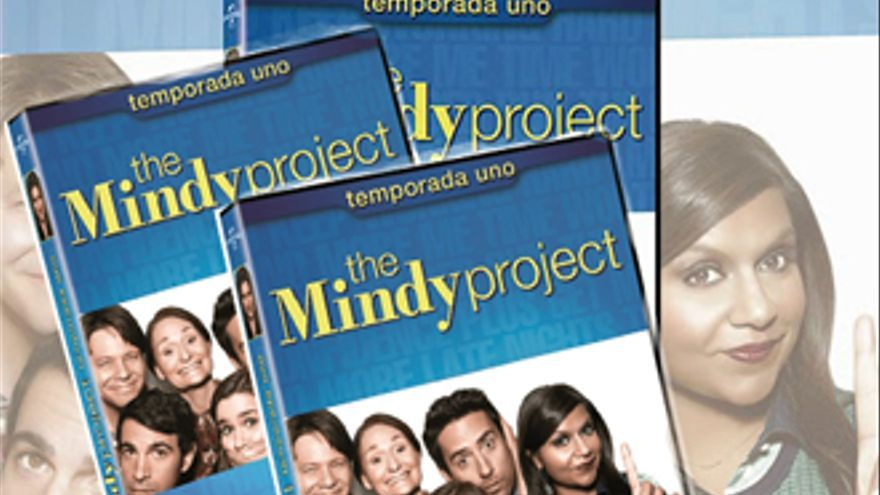 ¡Regalamos la primera temporada de 'The Mindy Project'!