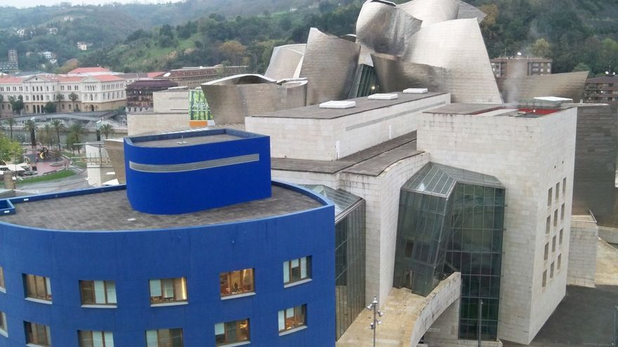 La muestra 'Obras maestras de la Colección del Museo Guggenheim Bilbao' se podrá ver desde este viernes