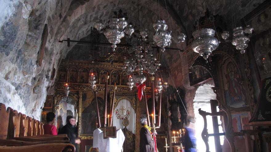Interior de una de las iglesias de la isla. Susanne Tofern (CC)