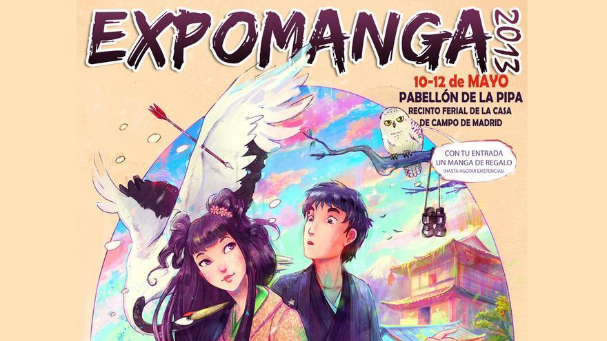 Cartel Expomanga 2013