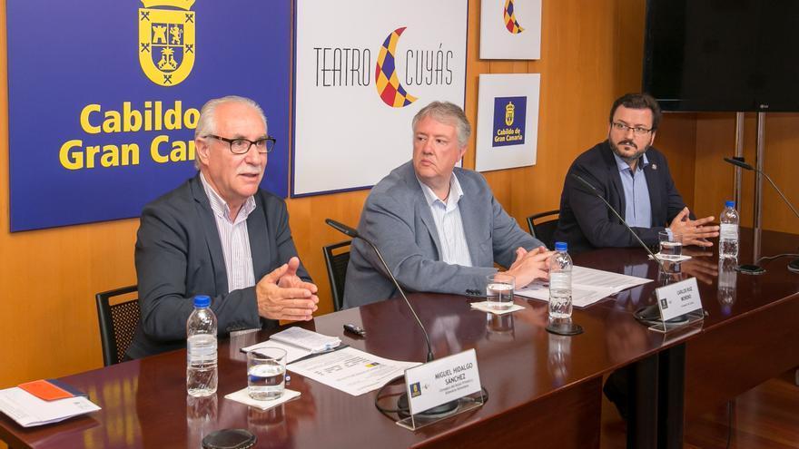 Presentación de la IX Degustación de vinos en el Teatro Cuyás