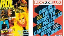 Primer y último número de 'Rockdelux'