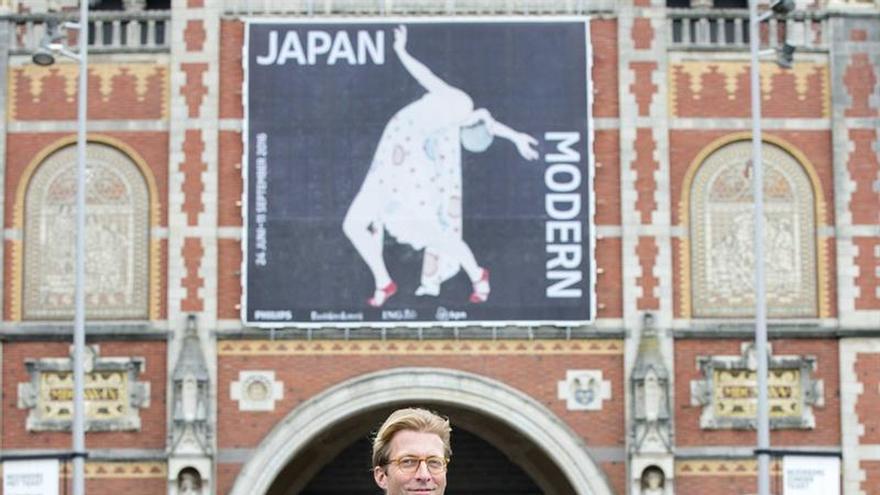 El holandés Taco Dibbits, nuevo director del Rijksmuseum de Amsterdam