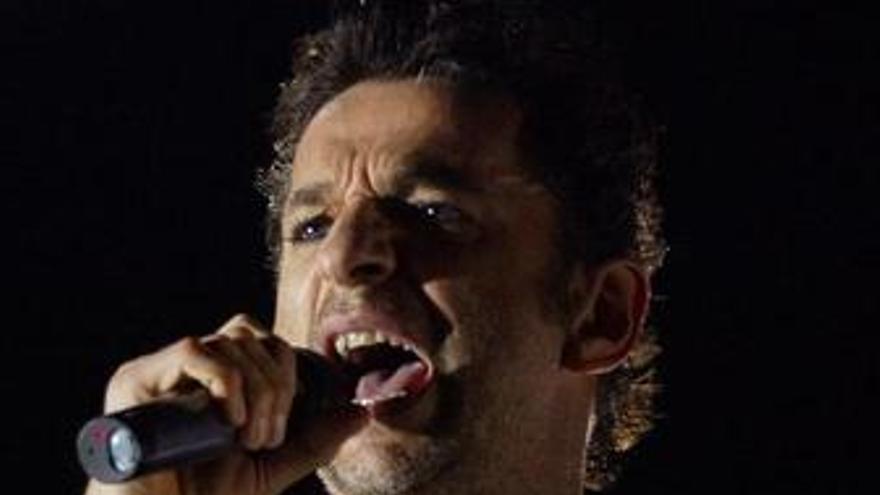 Los 'sonidos del Universo' de Depeche Mode llegan a Madrid