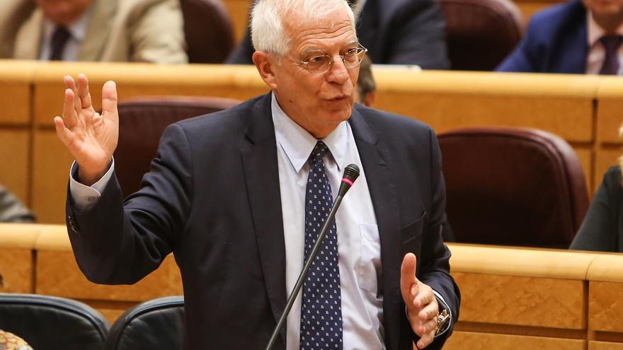 Borrell cree que Zapatero tiene razón al decir que las sanciones de EEUU a Venezuela impactan en situación humanitaria
