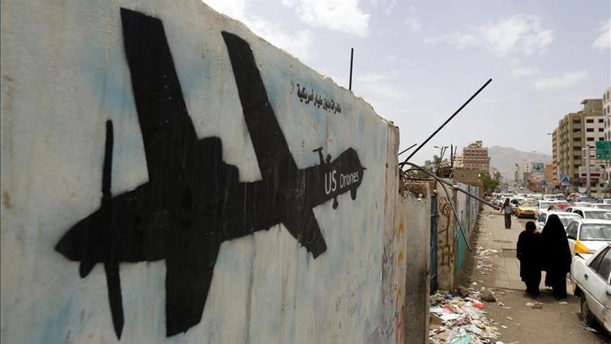 Un dron estadounidense mata a cinco supuestos terroristas de Al Qaeda en Yemen