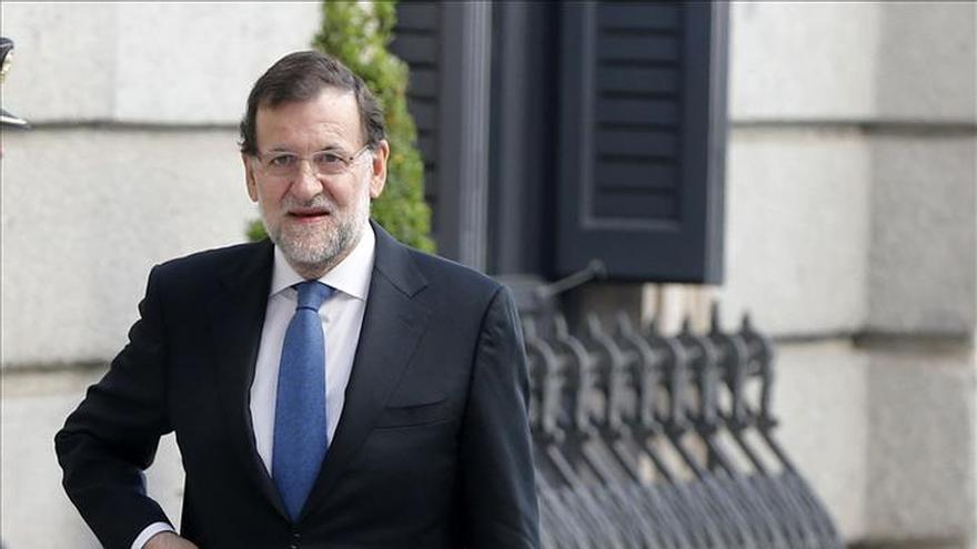 Rajoy participará el próximo fin de semana en dos actos de campaña en Canarias