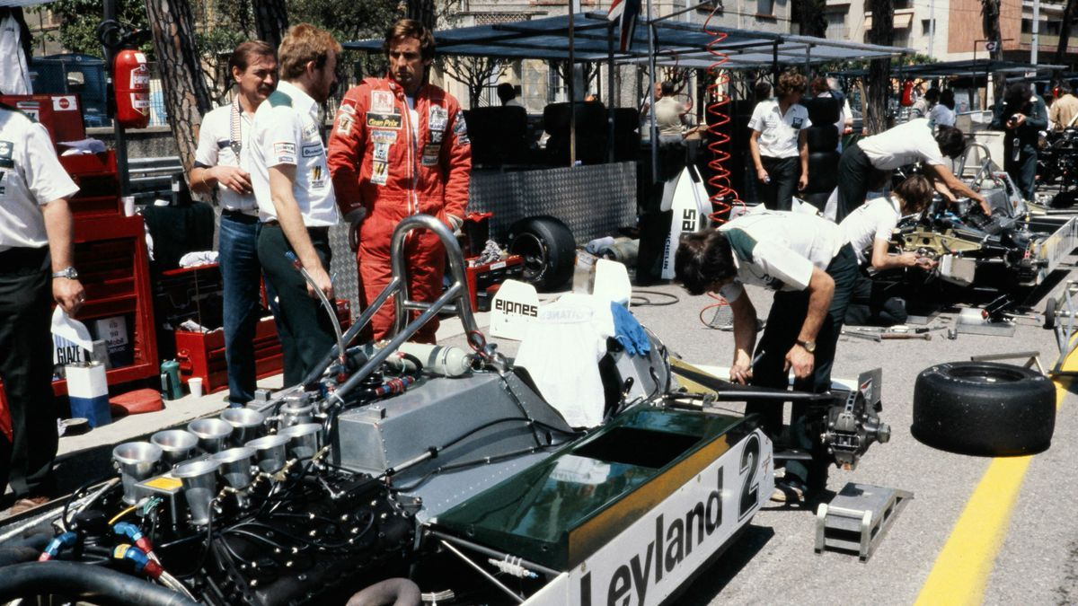 Carlos Reutemann automovilismo