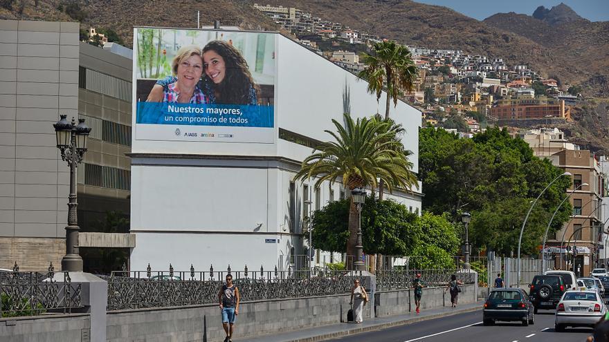 IASS en Santa Cruz de Tenerife