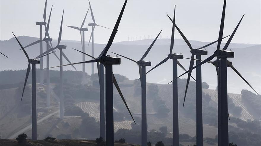 Gas Natural iniciará la construcción en Gran Canaria de cinco parques eólicos