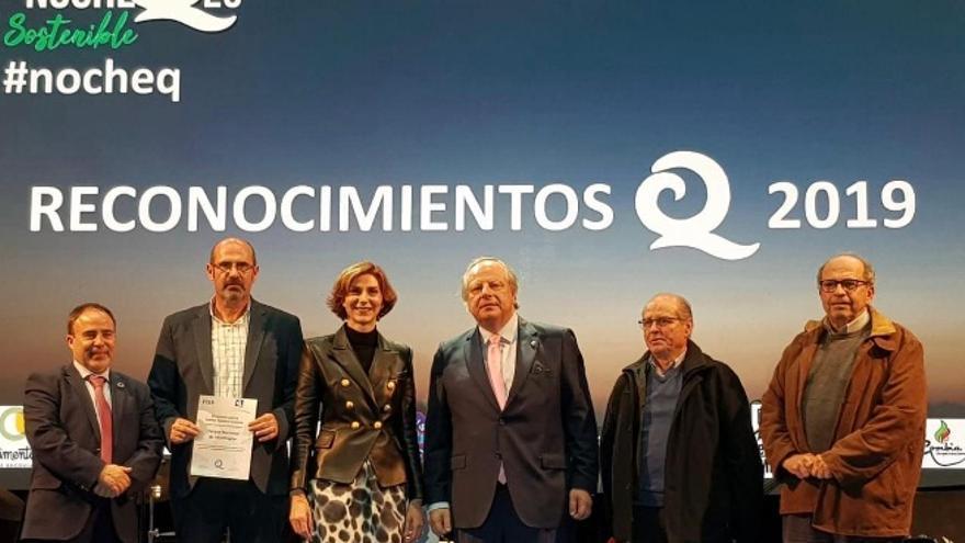 """El Parque Nacional de Monfragüe revalida la Q de calidad en Espacios Naturales Protegidos Válida hasta el 2022, la """"Q"""" aporta prestigio, diferenciación, fiabilidad, rigurosidad y promoción"""
