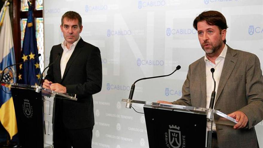Alonso reclama una solución inminente para las carreteras de Tenerife