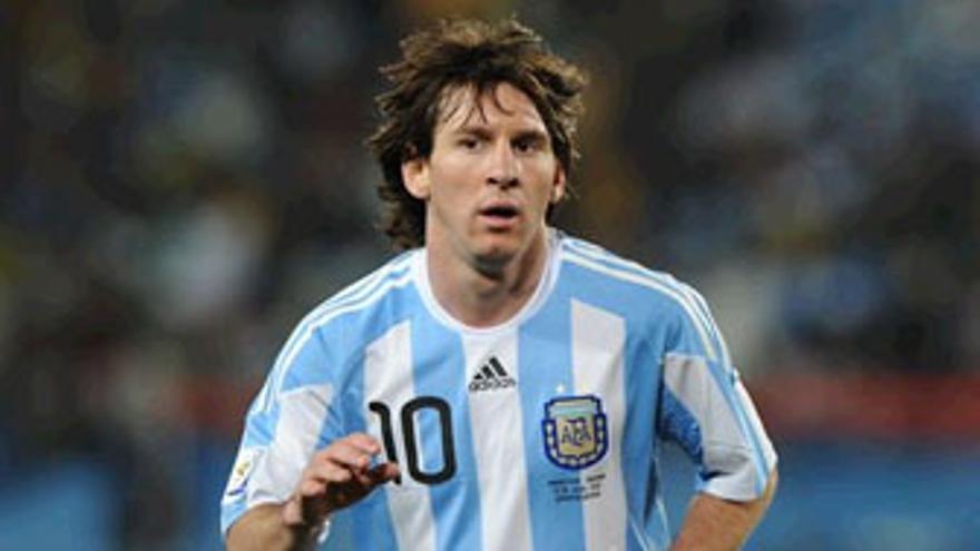 Messi liderará el ataque de Argentina. (AFP / GETTY IMAGES)